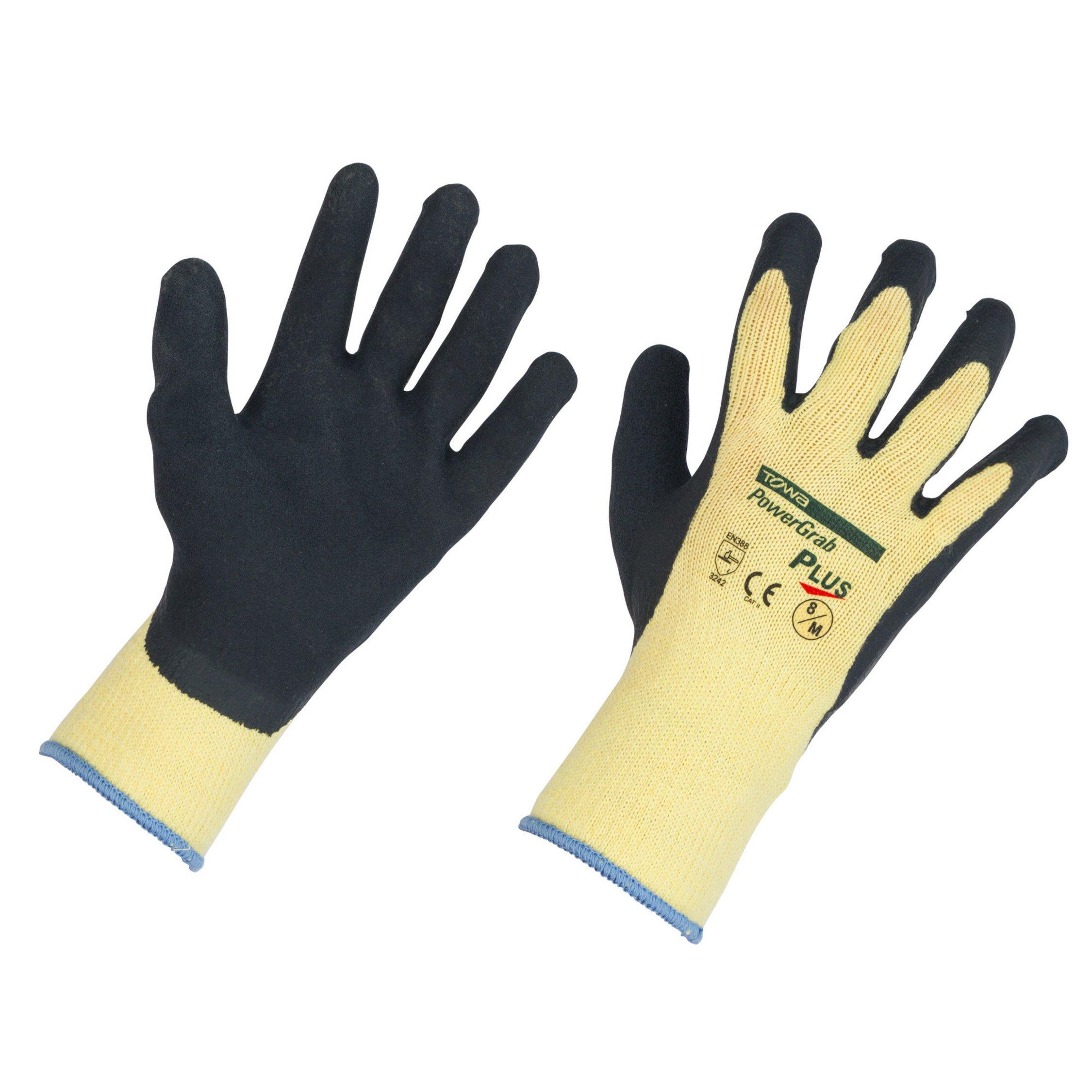 Handschuh TOWA PowerGrab Plus, Größe 7 Kerbl