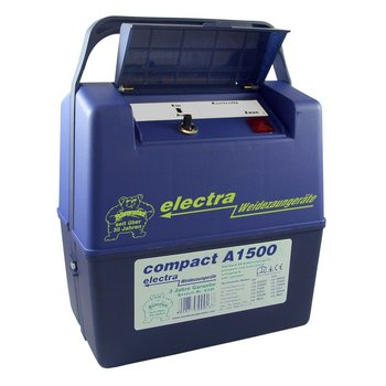 electra compact A1500, 0,25 - 0,5 Joule