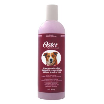 Oster Fellglanz-Conditioner, Strawberry, Konz. 10:1, 473ml
