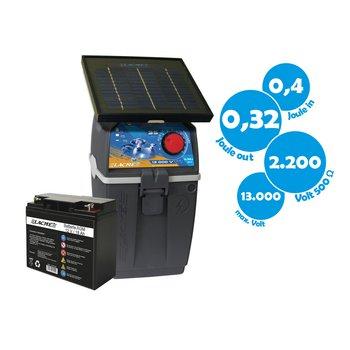 Fabelhaft Solar-Weidezaungeräte günstig bestellen   AVERDE #FY_09